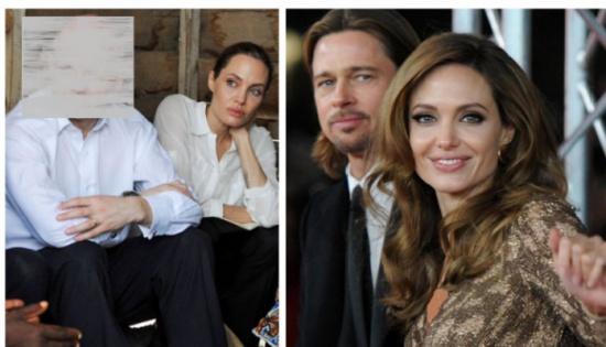 هل حُبّ أنجيلينا جولي لمليونير عربي هو السبب وراء انفصالها عن براد؟