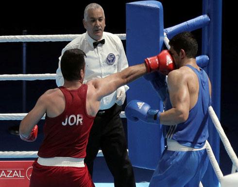 الملاكمة الأردنية تضمن ميداليتين بدورة التضامن الإسلامي