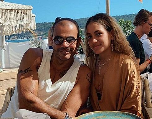 """ابنة عمرو دياب تثير ضجة بسبب إطلالتها الجريئة والجمهور: """"الهضبة فين؟"""""""