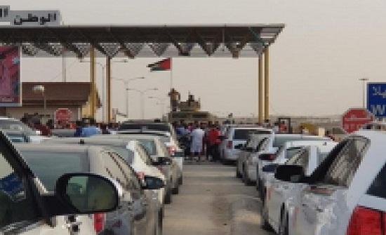 فتح المعبر امام العالقين على الحدود الأردنية السورية