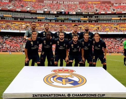 ضربة ثالثة لريال مدريد قبيل الموسم الجديد