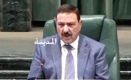 فيديو ..  لأول مرة :غاب الطراونة والقيسي فترأس اللوزي جلسة النواب