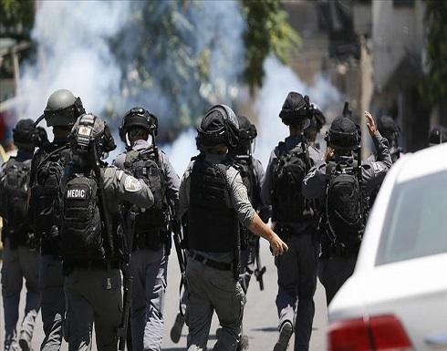 الجيش الإسرائيلي يصيب 8 فلسطينيين شمالي الضفة