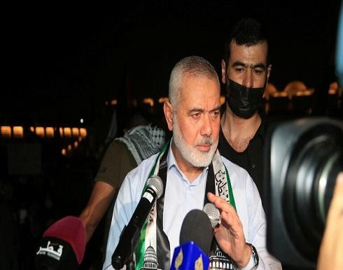 هنية يؤكد أن قدرة الفصائل الفلسطينية على مواصلة المعركة تفوق التقديرات الإسرائيلية