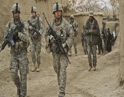 مقتل أربعة جنود أمريكيين في هجوم داخل قاعدتهم في أفغانستان