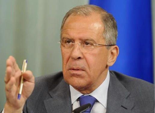 لافروف: سنساعد على تشكيل وفد المعارضة السورية المفاوض