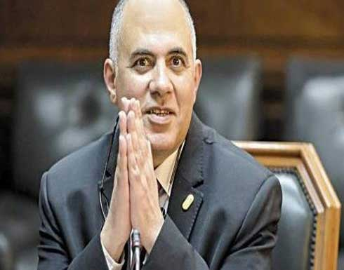 وزير الري المصري: نتوقع زيادة منسوب مياه نهر النيل