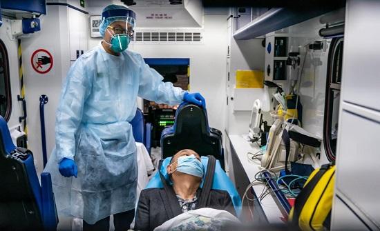 الصين تزود الأردن بمعدات تساعد على تشخيص فيروس كورونا