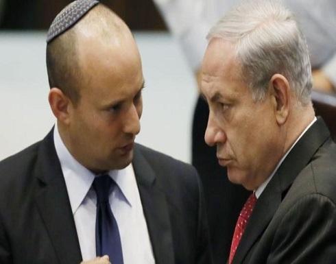 نتنياهو يجتمع مع بينت لتشكيل حكومة اسرائيلية