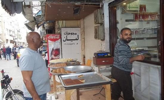 اللاجئون الفلسطينيون في سوريا.. قصص الإبداع والتميز (2من4)