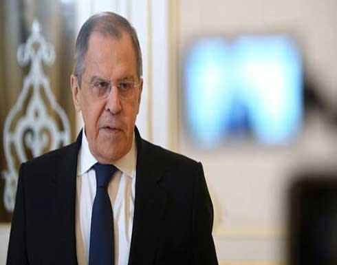 """لافروف: ننتظر ردا من """"طالبان"""" بشأن لقاء """"صيغة موسكو"""" حول أفغانستان"""