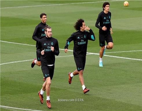 لاعب ريال مدريد ينتظر الفرصة من زيدان