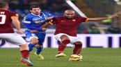 صور مباراة روما و امبولي (1-1) | الدوري الإيطالي
