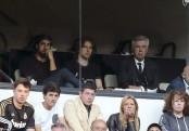 صور مباراة ريال مدريد وخيتافي 7-3