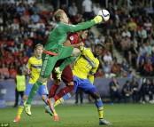 صور مباراة نهائي يورو 2015 للشباب | السويد X البرتغال