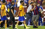 صور مباراة برشلونة وتشيلسي   الكأس الدولية للأبطال