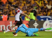 صور لقاء ريفر بليت وتيجري 0-0  نهائي كأس ليبرتادوريس