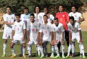 صور مباراة الأردن والعراق 0-5  غرب آسيا للناشئين