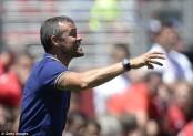 صور من تدريبات برشلونة بعد عودة جميع النجوم