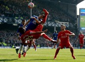 صور مباراة ليفربول وإيفرتون