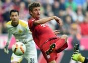 صور مباراة بايرن ميونخ وبروسيا دورتموند