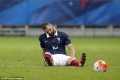 صور مباراة فرنسا وأرمينيا