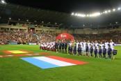 صور مباراة اسبانيا ولوكسمبرج 4-0