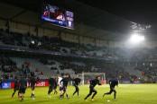 صور مباراة باريس سان جيرمان ومالمو