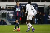 صور مباراة باريس سان جيرمان و ليون