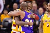 صور مباراة كليفلاند كافاليرز ولوس أنجليس ليكرز -NBA