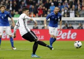 صور مباراة ألمانيا وايطاليا