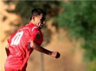 احمد سمير لاعب الجزيرة