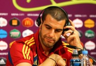 نيجريدو لاعب المنتخب الاسباني