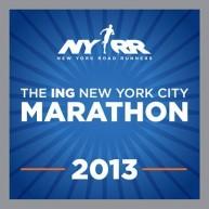 شعار ماراثون نيويورك