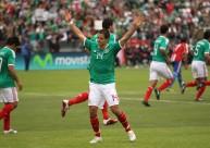 منتخب المكسيك ينشد بلوغ المونديال