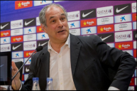 أندوني زوبيزاريتا المدير الرياضي في برشلونة