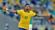 البرازيل بقيادة نيمار مرشحة للقب المونديال
