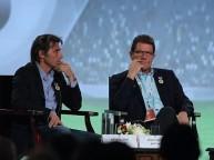 كابيلو وكونتي في مؤتمر دبي