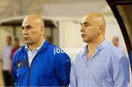 المدربان حسام وابراهيم حسن