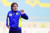 دانييل كارينيو مدرب النصر