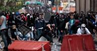 احتجاجات ضد استضافة المونديال في البرازيل