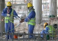 عمال قطر وحقوق محفوظة