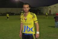 اللاعب السوري عبد الله كروم