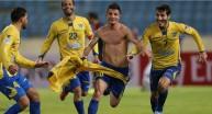 فرحة لاعبي الصفاء اللبناني
