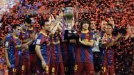 برشلونة بطل الدوري