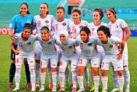 المنتخب الأردني النسوي