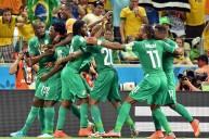 لاعبو ساحل العاج