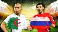 الجزائر تواجه روسيا