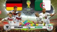 الجزائر تواجه ألمانيا
