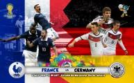 ألمانيا تواجه فرنسا